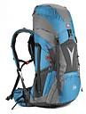 55L Ryggsäckar / ryggsäck - Multifunktionell Grön, Svart, Rubinrött