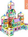 Bloques magneticos Palos magneticos Bloques de Construccion 286 pcs Fun & Whimsical Unisex Chico Chica Juguet Regalo
