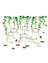 Animale Botanic Romantic Perete Postituri Autocolante perete plane Autocolante de Perete Decorative Autocolante foto,Vinil MaterialPagina