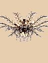 LightMyself™ Takmonterad Glödande - Kristall LED, Rustik / Stuga Land Traditionell / Klassisk Modern, 110-120V 220-240V Glödlampa inte