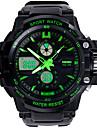 skmei femeie 0966 bărbați ceas de munte dublu semnificativ ceas sport în aer liber alpinism impermeabil de sex masculin ceas electronic a