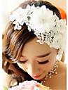 Imitație de Perle Diadema-Nuntă Ocazie specială Piepteni de Păr Flori 1 Bucată