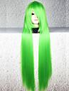 Cosplay Peruker Cosplay Cosplay Animé Cosplay-peruker 100cm CM Värmebeständigt Fiber Herr Dam