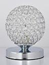 40 Moderne / Contemporain Lampe de Table , Fonctionnalite pour LED Protection des Yeux , avec Chrome Utilisation Interrupteur ON/OFF