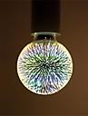 4W 400 lm E27 Bulb LED Glob G95 28 led-uri LED Integrat Decorativ Alb Cald AC 85-265V