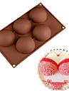 Moule de Cuisson Pour glace For Chocolate Pour pain Pour Bonbons Silikon