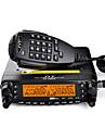 TYT TH-7800 Walkie-talkie Handhållen Fordonsmonterad Dubbelband CTCSS/CDCSS TONE/DTMF LCD FM Radio >10 km >10 km 80 Walkie talkie