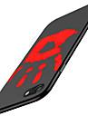 Pentru iPhone 8 iPhone 8 Plus Carcase Huse Mătuit Carcasă Spate Maska Culoare solidă Moale TPU pentru Apple iPhone 8 Plus iPhone 8 iPhone