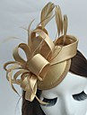 Fascinators Hats Headwear with Floral 1pc Special Occasion Headpiece