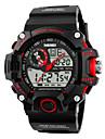 Bărbați Ceas Sport Ceas Elegant Ceas Smart Ceas La Modă Ceas de Mână Unic Creative ceas Chineză Piloane de Menținut Carnea LCD Riglă