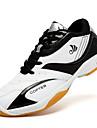 Bărbați Adidași de Atletism Confortabili PU Primăvară Toamnă De Atletism Tenis Confortabili Dantelă Toc Plat Albastru Negru/Alb Roșu/alb
