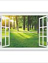 Botanic Modă #D Perete Postituri Autocolante perete plane 3D Acțibilduri de PereteAutocolante de Perete Decorative Adezive de Măsurat