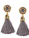 Pentru femei Cercei Picătură Bijuterii La modă Bohemia Stil Personalizat Euramerican costum de bijuterii Aliaj Bijuterii Pentru Nuntă