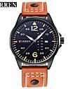 Bărbați Ceas Elegant  Ceas Schelet Uita-te inteligent Ceas La Modă Ceas de Mână Unic Creative ceas Ceas Sport Ceas Militar  Chineză Quartz