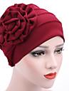 Pentru femei Peteci Amestec de culori Pălărie / Floare, Bumbac - Floppy / Vară