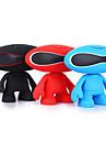 Bluetooth 2.0 3.5mm Trådlösa Bluetooth-högtalare Vit Svart Mörkblå Fuchsia