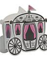 12 bucăți / set favorit titular - hârtie creatoare carte favoră - casetă de bomboane de nunta 9 x 3.3 x 7.5 cm cadouri beter® diy party decor