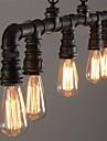 Φωτιστικό Νησίδας Lumini pandantiv Lumini Ambientale - Stil Minimalist, 110-120V / 220-240V Becul nu este inclus / 10-15㎡ / E26 / E27