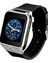 YYGW06 Άντρες Έξυπνο ρολόι Android WIFI 3G GPS Αδιάβροχη Συσκευή Παρακολούθησης Καρδιακού Παλμού Έλεγχος APP Οθόνη Αφής / Θερμίδες που Κάηκαν / Μεγάλη Αναμονή / Κλήσεις Hands-Free / Βηματόμετρο