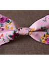 Adult Imprimeu Modern/Contemporan Bumbac,Papion Cravată