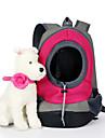 Pisici / Câine Portbagaje & rucsacuri de călătorie Animale de Companie  Coșuri Mată Portabil / Respirabil Verde / Albastru / Roz Pentru animale de companie