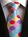 Bărbați Buline Draguț Nuntă Cravată