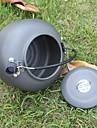 ALOCS Kaffekanna för camping Campinggryta Tekanna Aluminium för Camping Picknick Utomhus