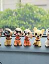 Diy auto ornamente pandantiv masina pentru papusi pentru câini&Ornamente din plastic