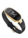 S3 Γυναικεία Έξυπνο βραχιόλι Android iOS Bluetooth Αθλητικά Αδιάβροχη Συσκευή Παρακολούθησης Καρδιακού Παλμού Θερμίδες που Κάηκαν Ημερολόγιο Άσκησης / Παρακολούθηση Ύπνου / Βρες τη Συσκευή Μου