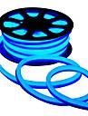 80W Fâșii De Becuri LEd Flexibile 7850-7950 lm AC220 V 5 m 400 led-uri RGB