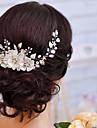 curea de aliaj cap de nunta partid stil elegant feminin