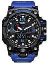 SMAEL Bărbați Piloane de Menținut Carnea Ceas digital Ceas Militar  Ceas Sport Japoneză Calendar Cronograf Rezistent la Apă Mare Dial