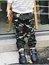 Băieți Pantaloni camuflaj Bumbac Poliester Primăvară Toamnă