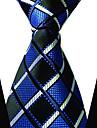Bărbați Dungi Poliester - Cravată