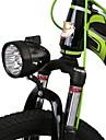 LED-lampa Cykellyktor säkerhetslampor Framlykta till cykel Belysning LED LED Cykelsport Bärbar Justerbar Quick Release Hög kvalitet