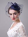 In Diadema-Nuntă Party/Seara Pălărioare Voaluri Plasă 1 Bucată