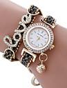 Pentru femei de Copil Unic Creative ceas Simulat Diamant Ceas Ceas Elegant  Ceas La Modă Ceas Brățară Chineză Quartz Rezistent la Apă