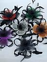 fascinații de fasole din pene flori coafura stil clasic feminin