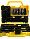rewin® 43pcs instrument profesional șurubelniță electrice set pentru acasă, folosind