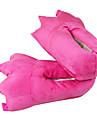 Kigurumi-tofflor Dinosaurie Onesie-pyjamas Kostym Polyester / Cotton Rosa Cosplay För Vuxna Pyjamas med djur Tecknad serie halloween