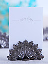aliaj de zinc titular carte de nunta în picioare stil de nunta de primire