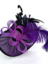 Net Fascinators / Hats / Birdcage Veils with 1 Wedding / Special Occasion Headpiece