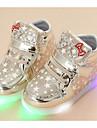 Fete Pantofi PU Toamnă Iarnă Confortabili Adidași Pentru Casual Auriu Argintiu Roz