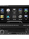 7inch 1 Din 800 x 480 Windows CE 5.0 DVD Player Automotivo para Universal Sem fio Integrado / Armazenagem de Memoria / Sons - DVD-R /