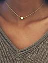 Pentru femei Coliere Choker Bijuterii Heart Shape Articole de ceramică La modă Personalizat Euramerican costum de bijuterii Bijuterii