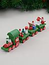 4 buc Crăciun Figurine de Crăciun, Decoratiuni de vacanta 24*8*3