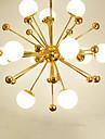 Takmonterad Glödande - LED, Traditionell / Klassisk Modern, 110-120V 220-240V Glödlampa inkluderad