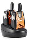 3651 pereche mini walkie-talkie uhf cuplu reîncărcabilă familie în aer liber turism echipa poate alege să utilizeze.