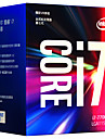 Intel Processeur informatique CPU core i7 I7-7700 4 Cores 8 LGA 1151