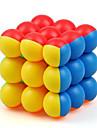 Rubiks kub Wellness Ball Cube 3*3*3 Mjuk hastighetskub Magiska kuber Pusselkub Konkurrens Utbilding Fyrkantig Kvadratisk skärning Present